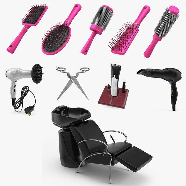 beauty parlor equipment