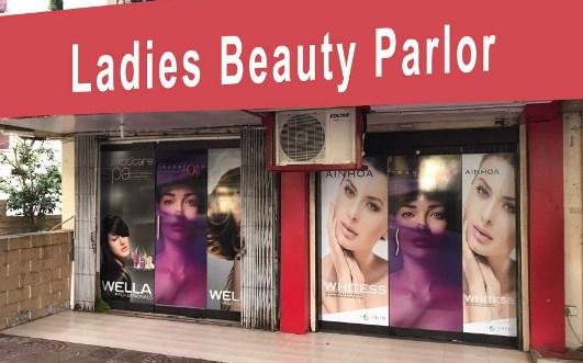 ladies beauty parlor